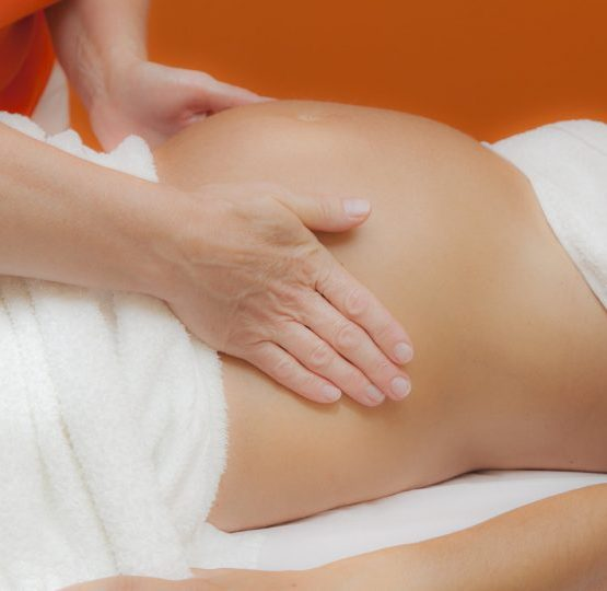 hamile masajı